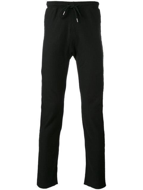 The Soloist Wardrobe Sweat Pants In Black
