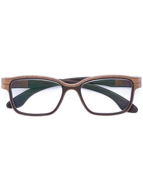 Herrlicht Square-frame Glasses