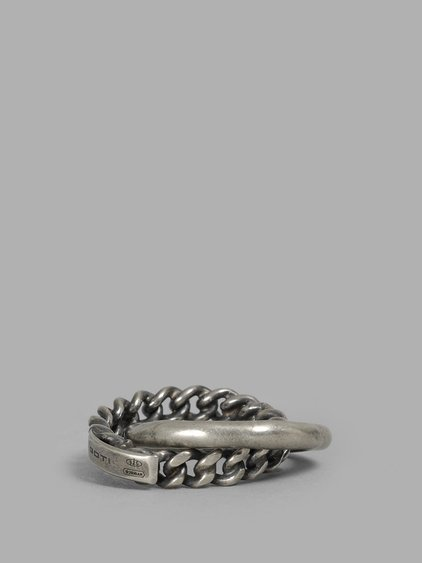 Goti Rings In Silver