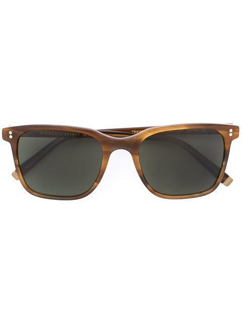 Moscot Travis Sunglasses - Nude & Neutrals