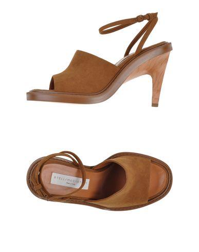 Stella Mccartney Sandals In Camel
