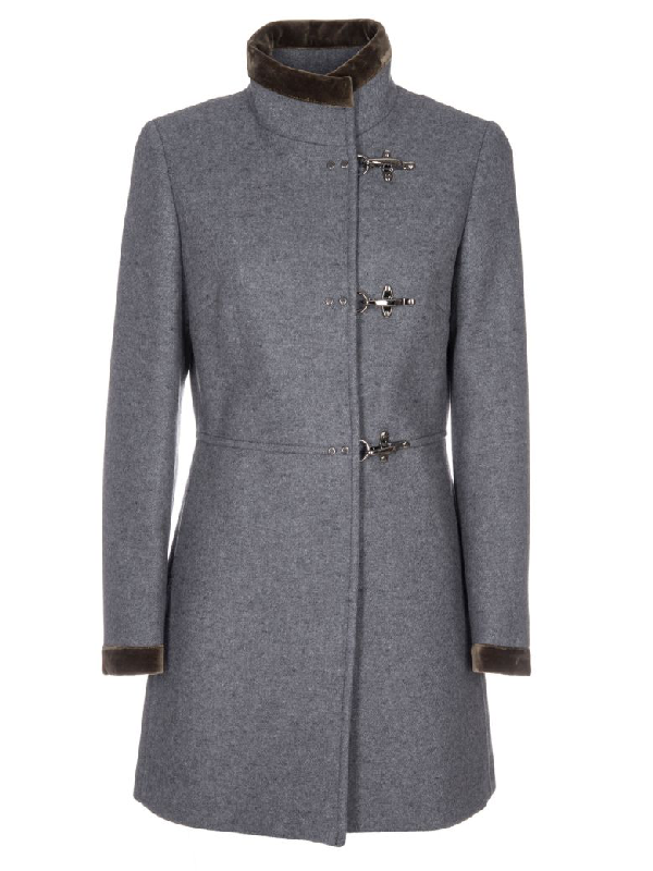 Fay Grey Virginia Coat