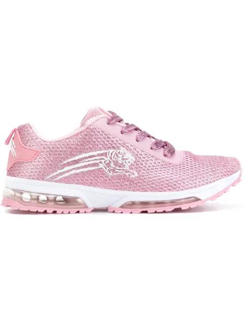 Plein Sport Gretel Sneakers In Pink