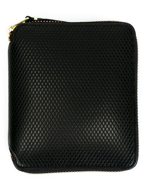 Comme Des GarÇons 'luxury Group' Portemonnaie In Black