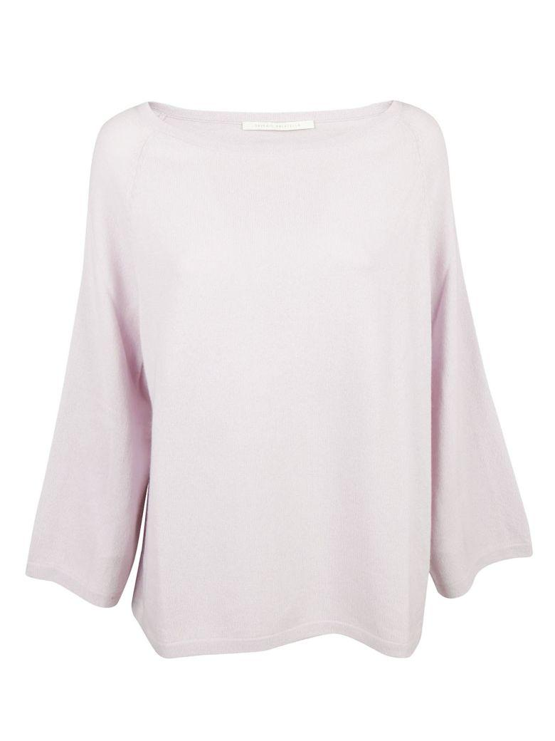 Saverio Palatella Classic Sweater In Rose Water
