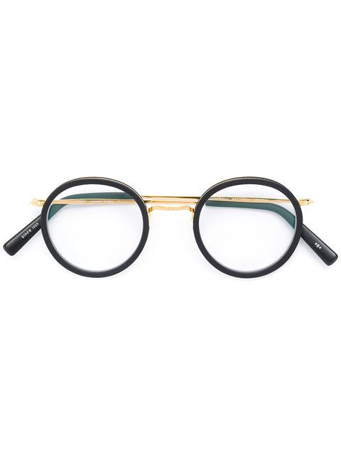 Masunaga Round Shaped Glasses