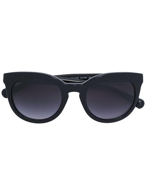 Dolce & Gabbana Rounded Cat Eye Sunglasses