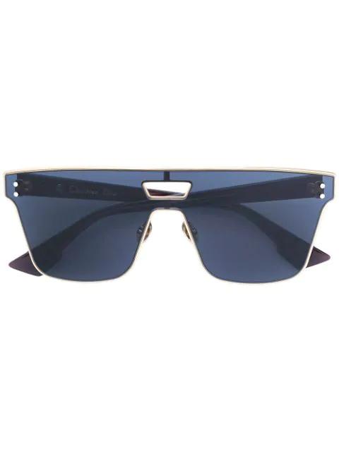Dior Eyewear Izon Sunglasses - Purple