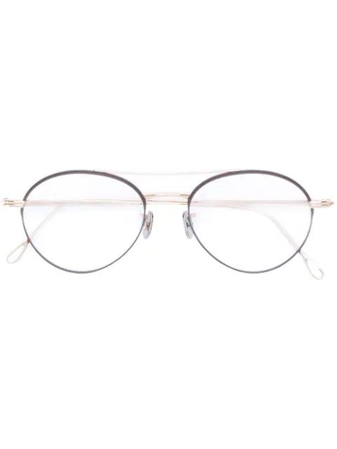 Eyevan7285 Round Glasses
