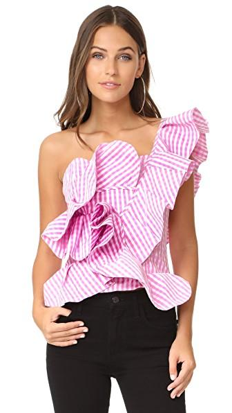 92cecdc6737a30 Stylekeepers She s All That Top In Checked Purple