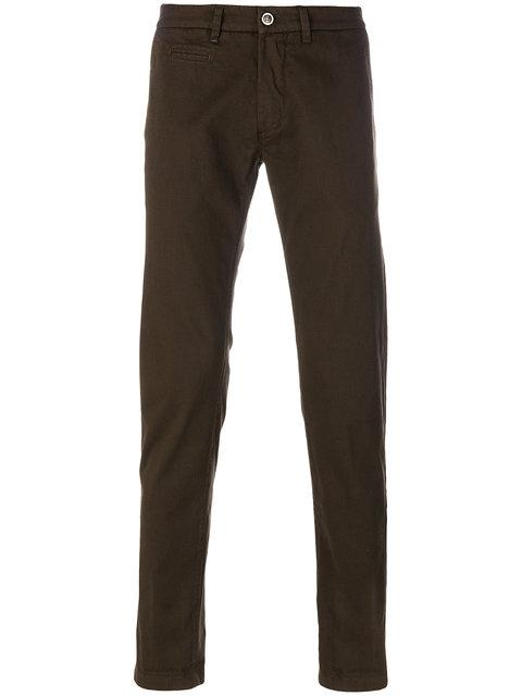 Re-hash Tailored Trousers In Brown