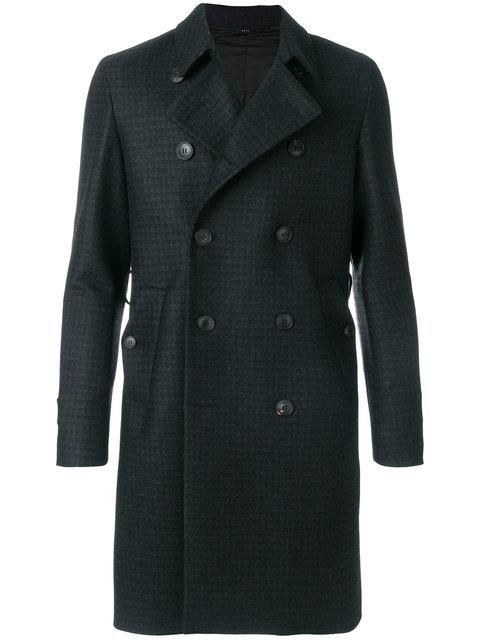 Hevo Double-breasted Tailored Coat