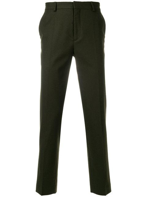 Harmony Paris Slim-fit Tailored Trousers
