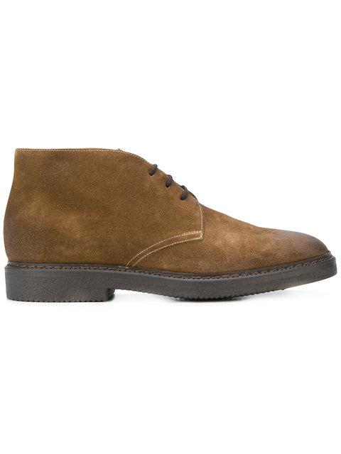 Doucal's Classic Lace-up Boots