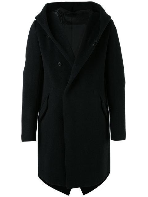 Kazuyuki Kumagai Single Breasted Coat