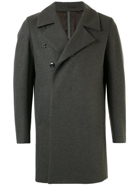 Kazuyuki Kumagai Concealed Front Coat