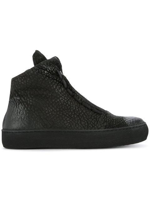 Isaac Sellam Experience High Top Sneakers - Black
