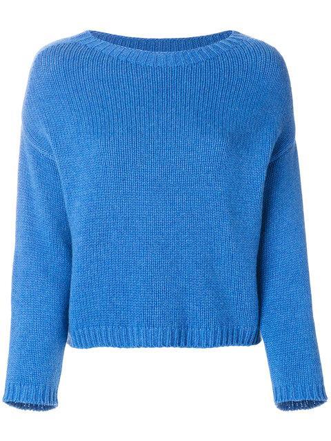 Aragona Long Sleeved Sweater