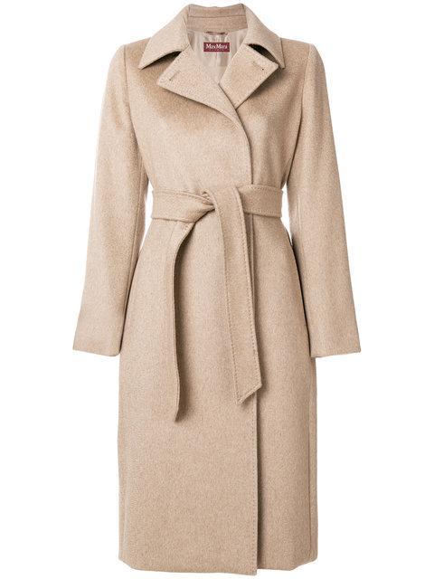 Max Mara Emerson Belted Coat