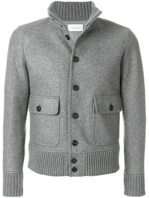 Cruciani Button Up Jacket