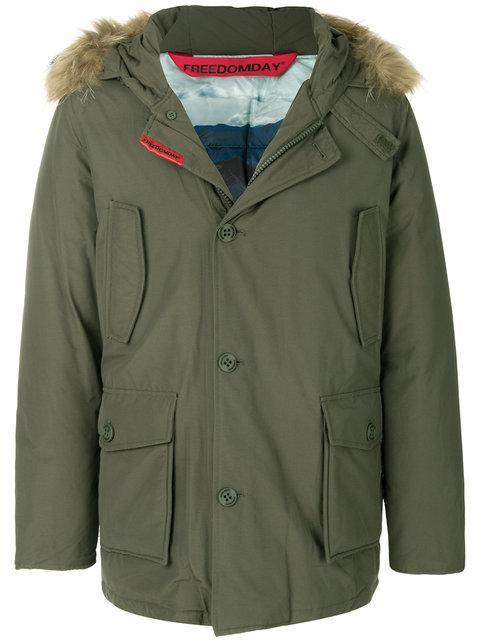 Freedomday New Campiglio Coat