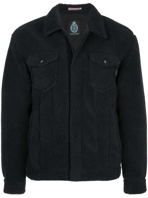 Guild Prime Furry Detail Jacket - Blue
