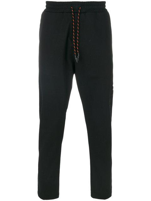 Low Brand Fitted Track Trousers