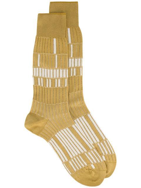 Ayame AyamÉ Electro Socks - Yellow