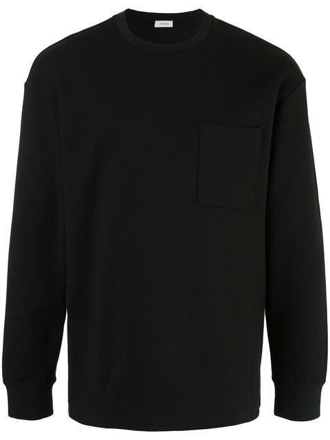 En Route Chest Pocket Sweatshirt
