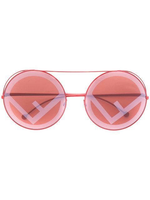 Fendi Run Away Sunglasses