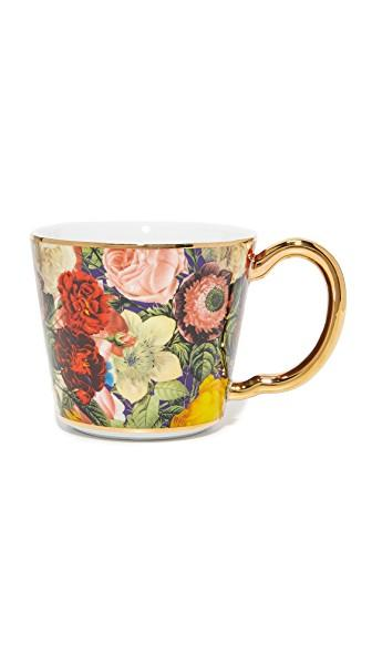 Gift Boutique Floral Teacup In Multi