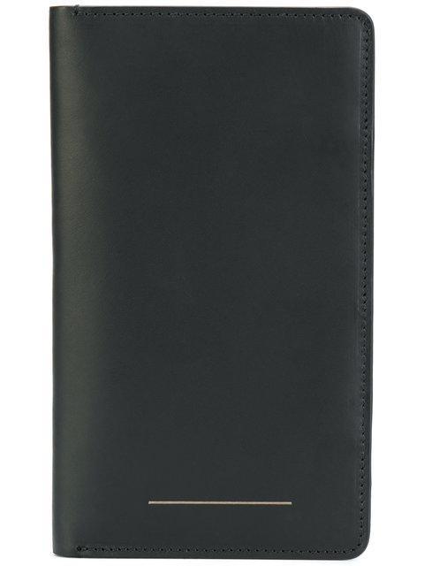 Horizn Studios Travel Wallet In Black