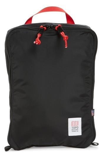 Topo Designs Pack Bags Tote - Black