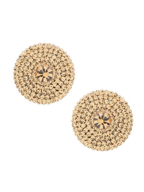 Serpui Swarovski Crystals Earrings
