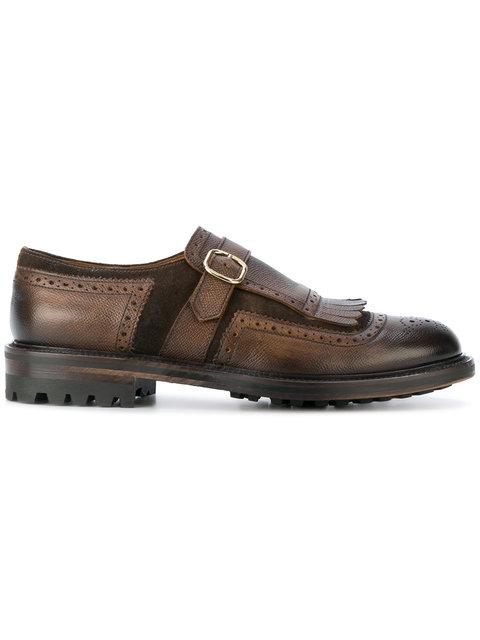 Doucal's Brogue Loafers