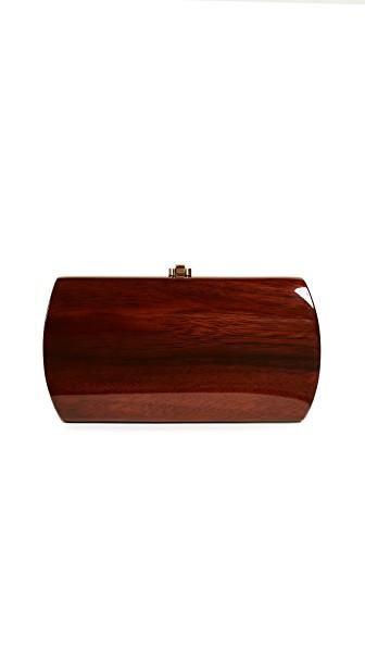 Rocio Angelina Clutch In Natural
