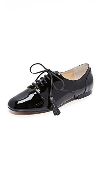 Botkier Caia Oxfords In Black