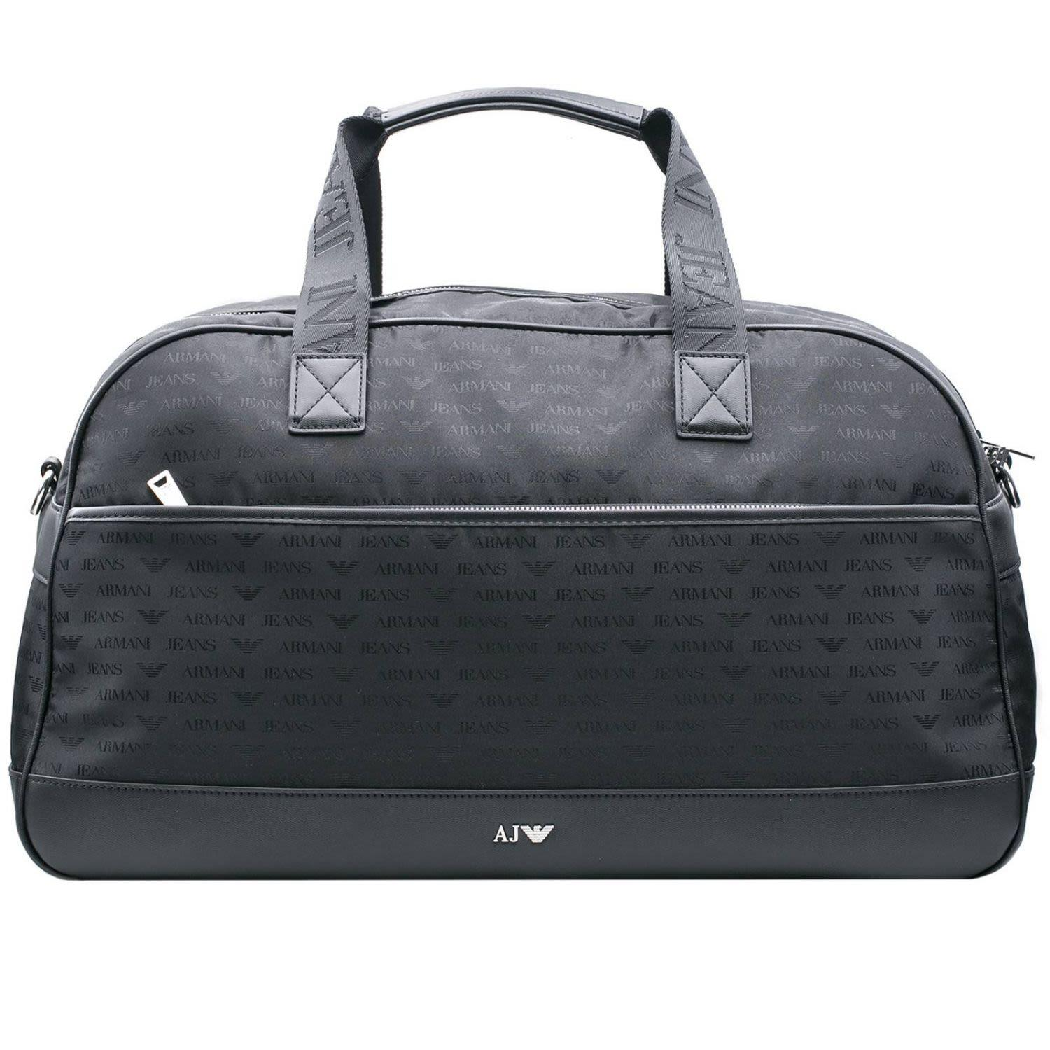 Armani Jeans Bags Bags Men  In Black