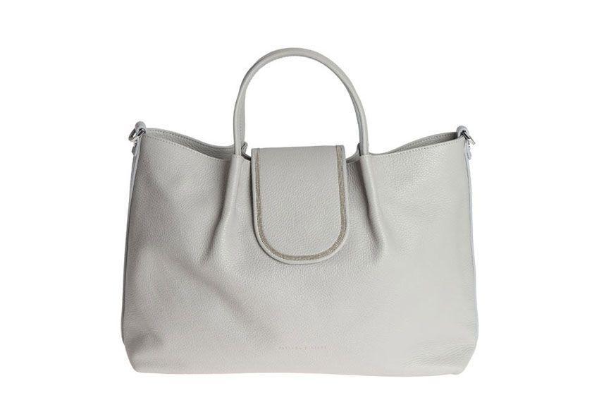 Fabiana Filippi Adele Bag In Grey