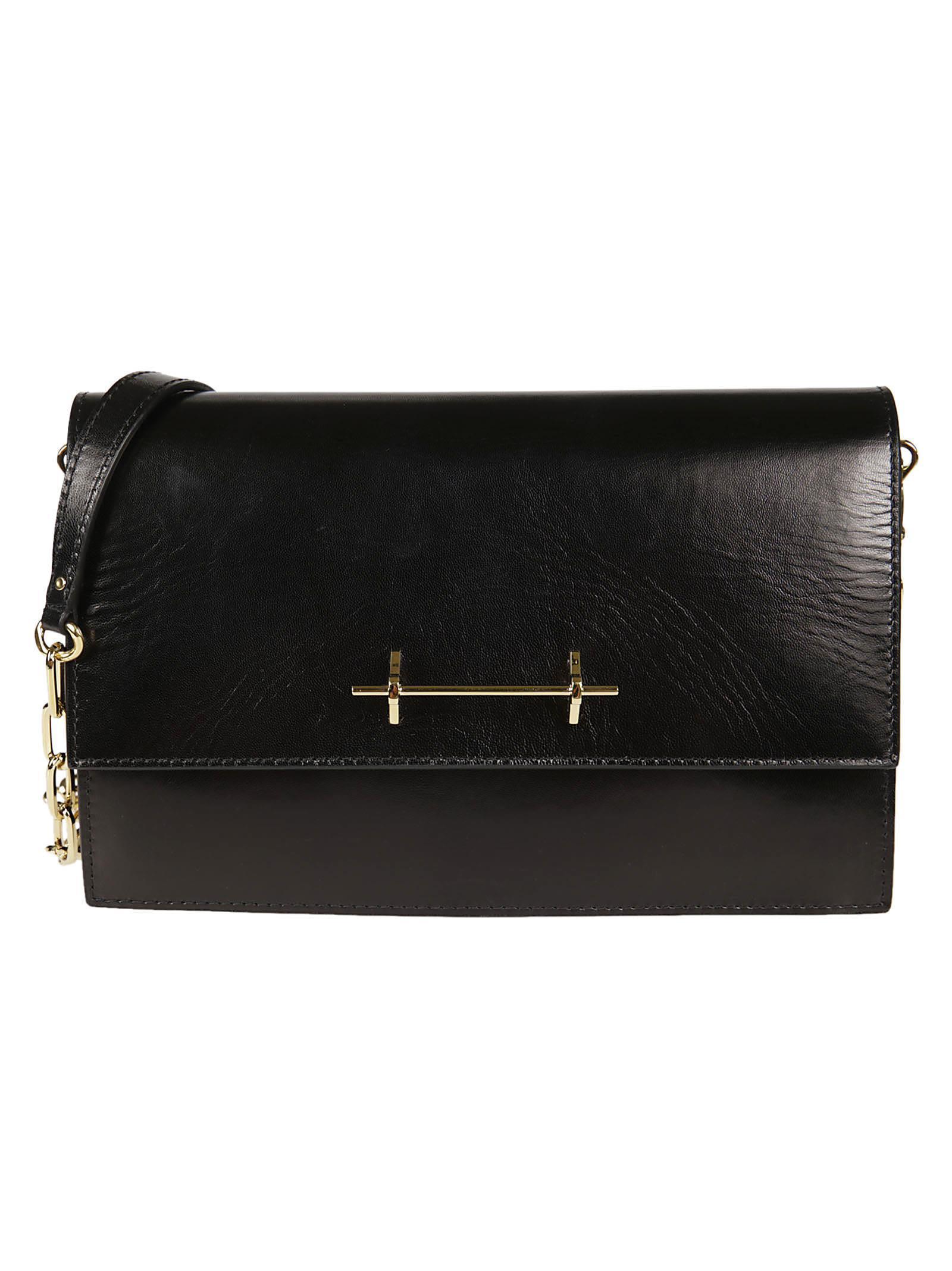 Jack Russell Malletier M2malletier Glossy Shoulder Bag