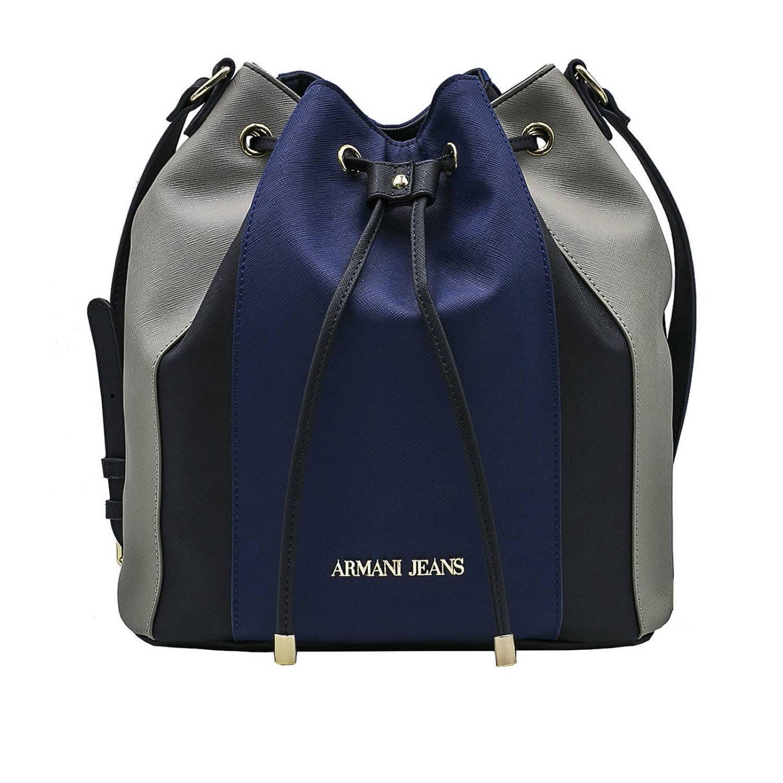 Armani Jeans Shoulder Bag Shoulder Bag Women  In Blue