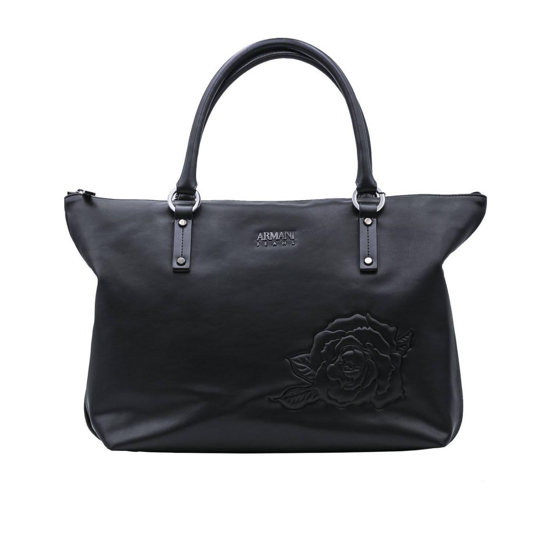 Armani Jeans Shoulder Bag Shoulder Bag Women  In Black