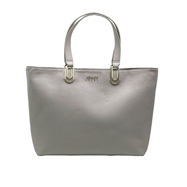 Armani Jeans Shoulder Bag Shoulder Bag Women  In Beige