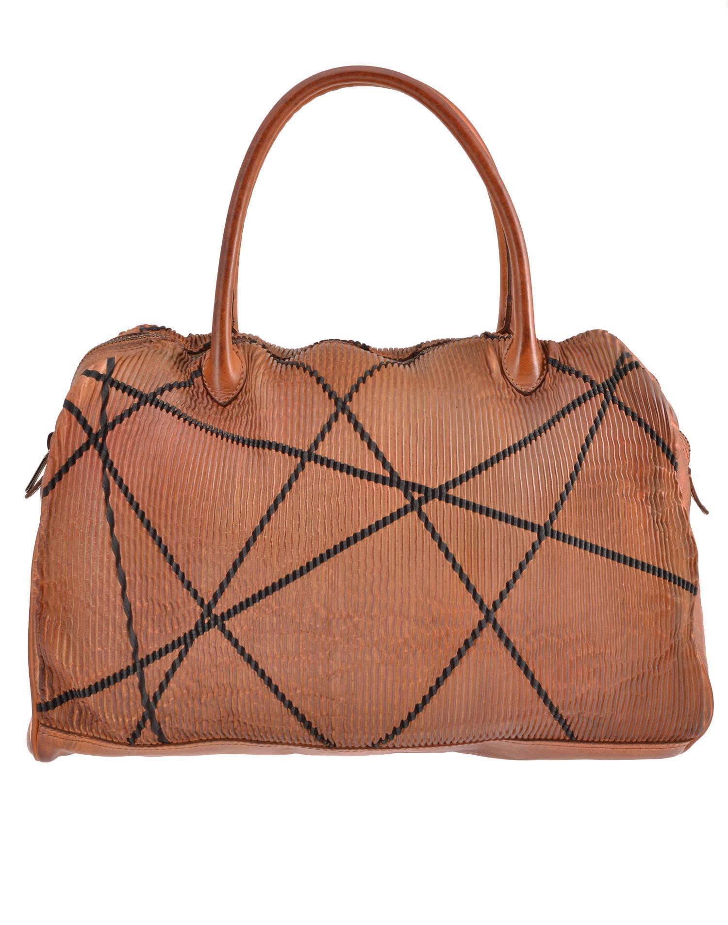 Numero 10 Monzeglio Bag In Brown