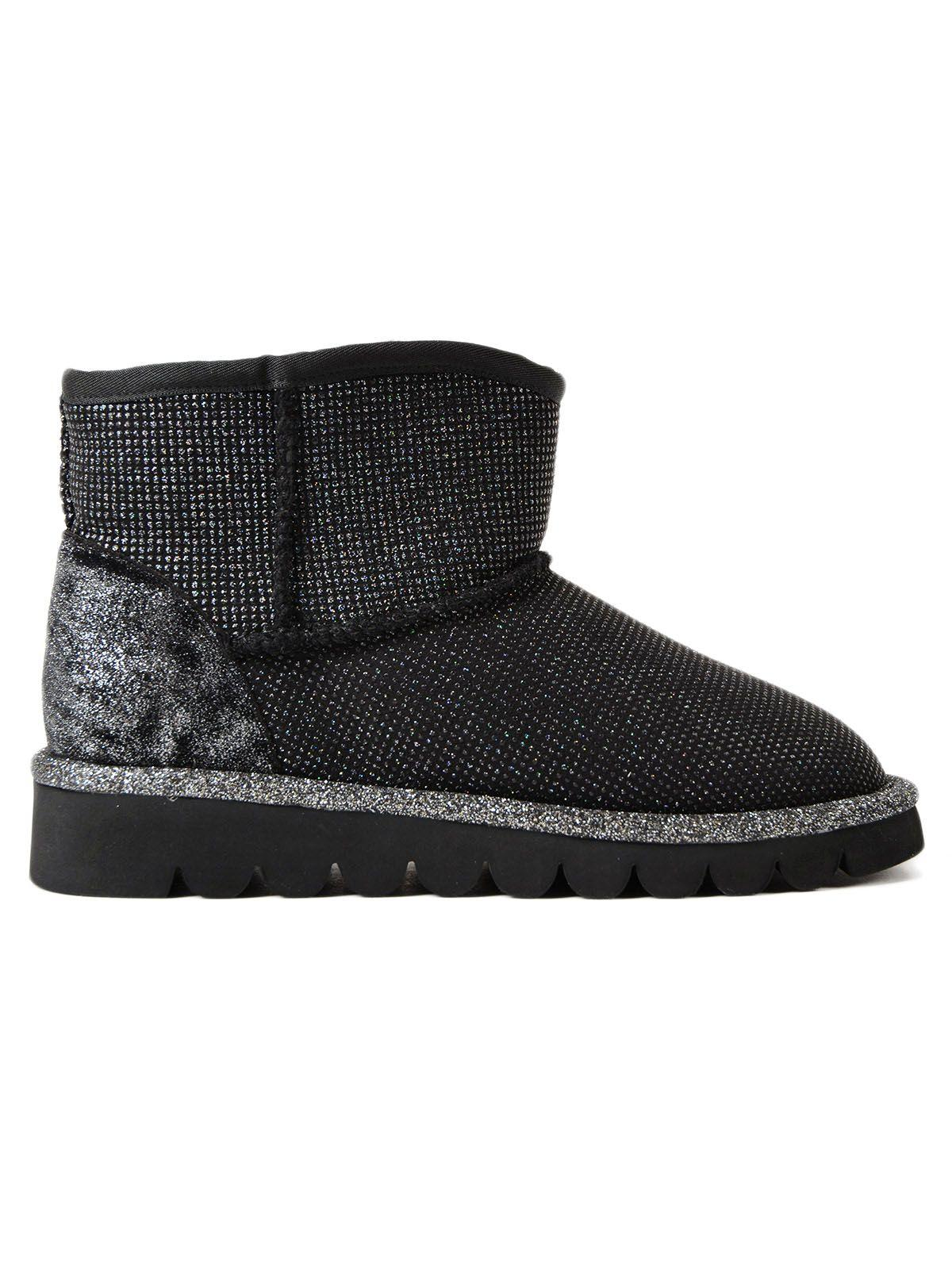 Twinset Boots In Stone