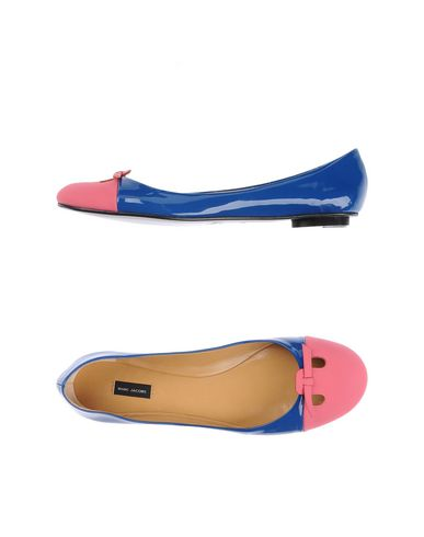 Marc Jacobs Ballet Flats In Blue