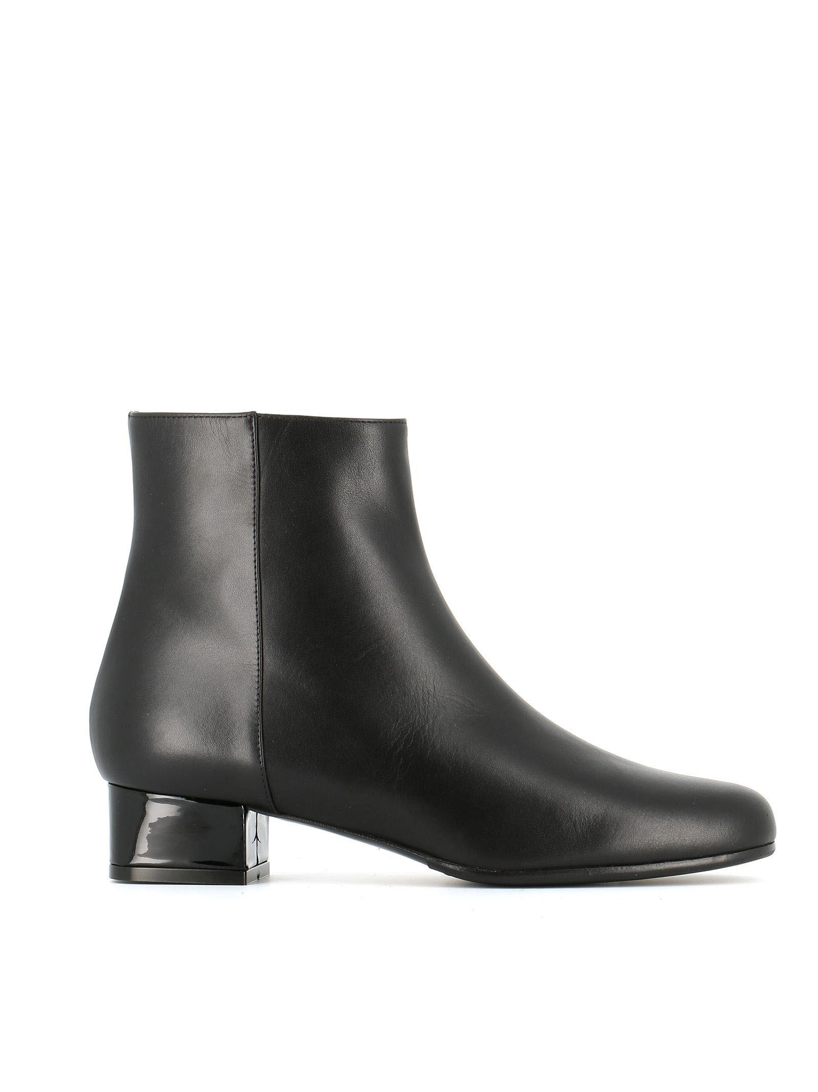 Antonio Barbato Ab6403 Ankle Boots In Black