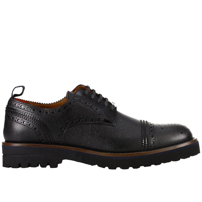 Brimarts Brogue Shoes Shoes Men  In Black