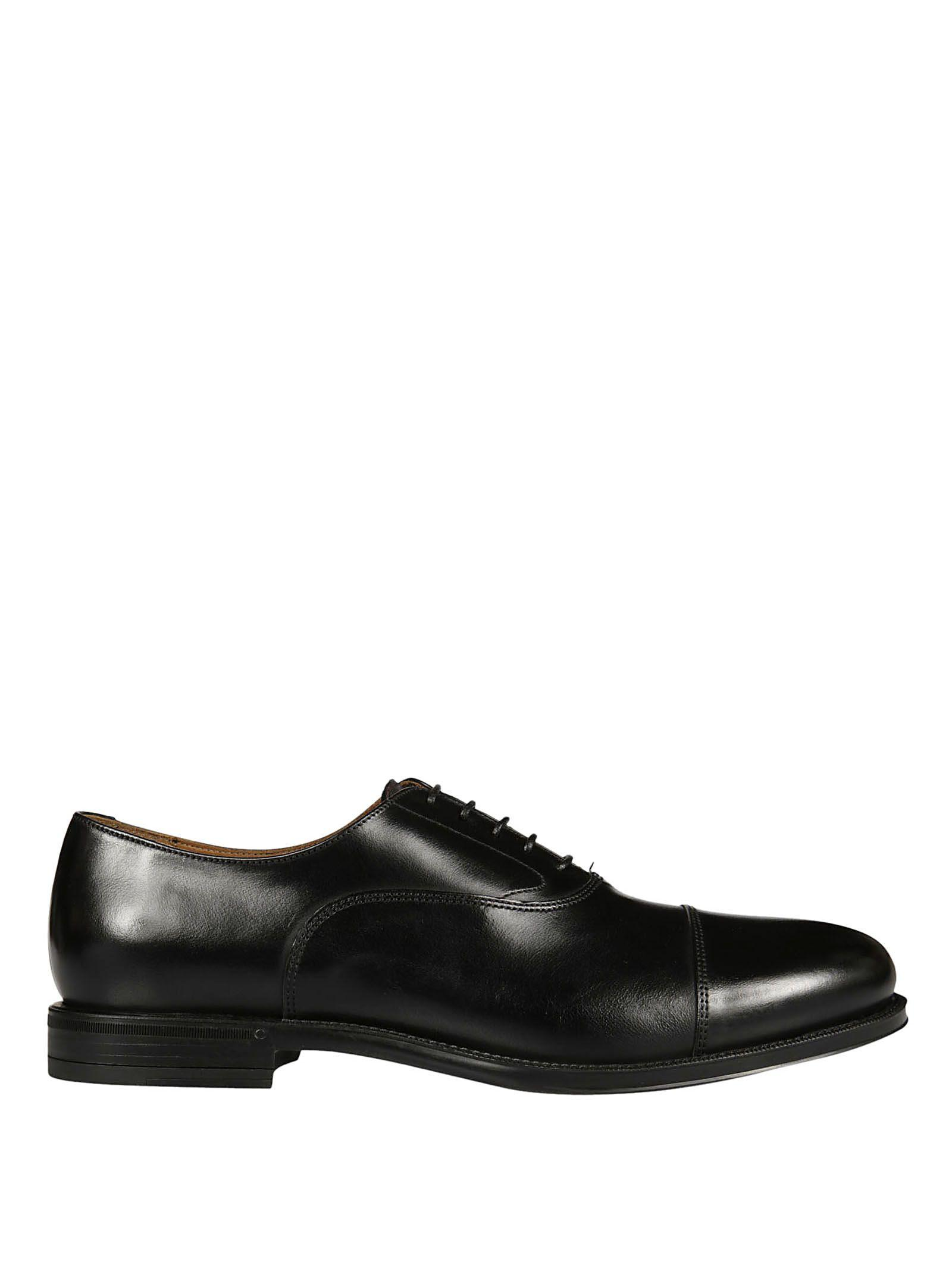 W.gibbs Oxford Shoes In Black