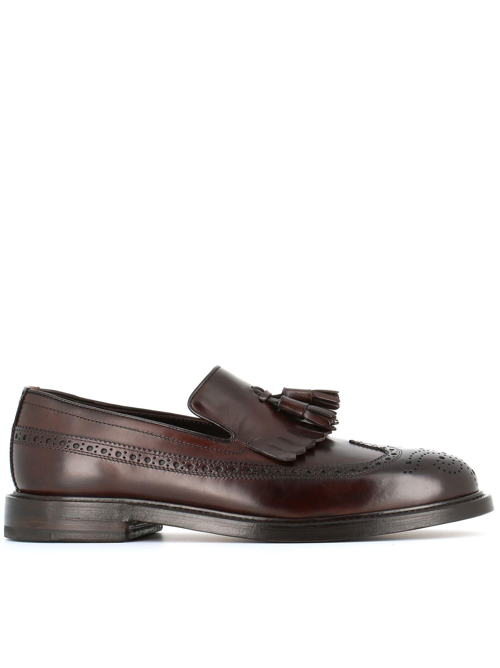 Henderson 57403 Vit. Monet Loafer Tassel In Brown